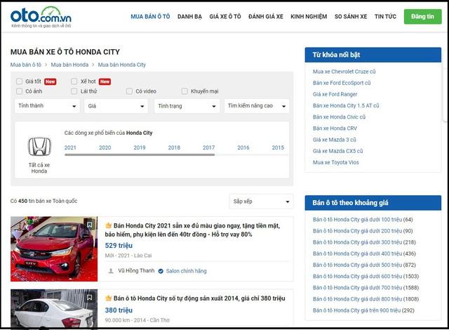 Những mẹo mua xe ô tô cũ online dành cho lái mới - Ảnh 3.