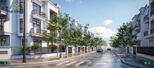 HUD Sơn Tây – KĐT nhà phố thương mại đẳng cấp chuẩn Châu Âu - Ảnh 1.