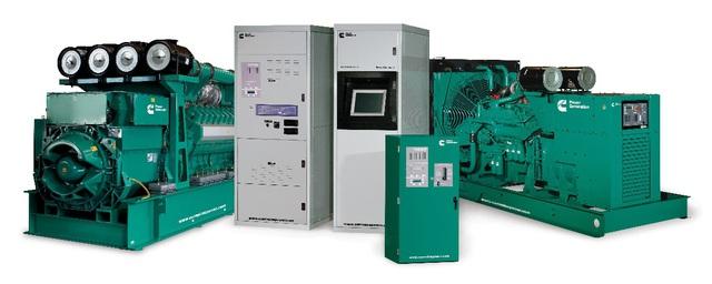 Nhà phân phối duy nhất được uỷ quyền của máy phát điện nhãn hiệu Cummins Power Generation (CPG) - Ảnh 2.