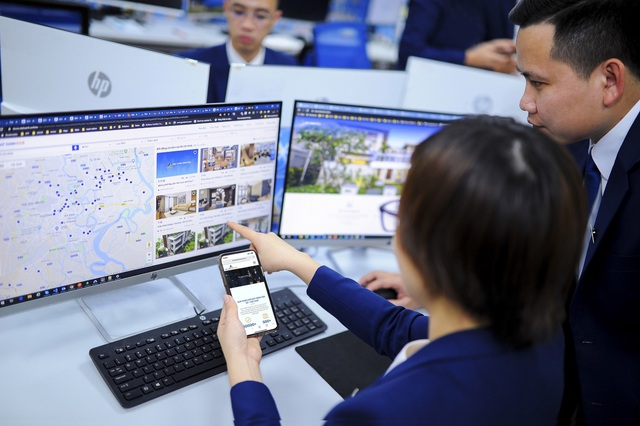 Dat Xanh Services đẩy mạnh kênh bán hàng trực tuyến, vững vàng vượt thách thức - Ảnh 1.