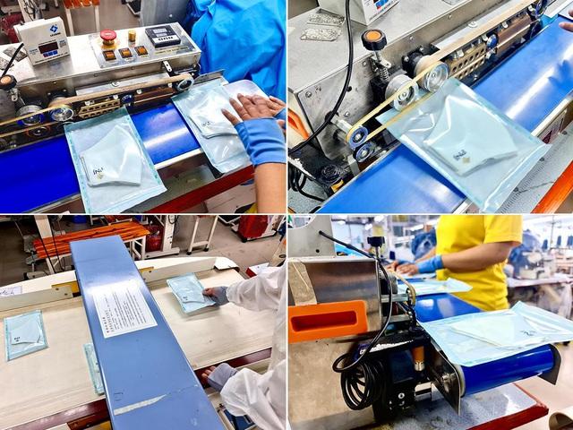 """""""Đồng phục khẩu trang vải"""" tuân thủ các tiêu chuẩn FDA-Mỹ, CE-Châu Âu được doanh nghiệp Việt tin dùng cho nhân viên - Ảnh 2."""