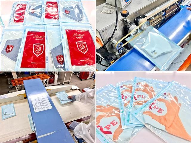 """""""Đồng phục khẩu trang vải"""" tuân thủ các tiêu chuẩn FDA-Mỹ, CE-Châu Âu được doanh nghiệp Việt tin dùng cho nhân viên - Ảnh 3."""