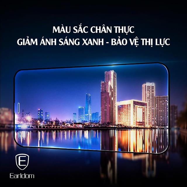 Earldom Việt Nam ra mắt sản phẩm kính cường lực bảo vệ điện thoại và bảo vệ đôi mắt cho người sử dụng smartphone - Ảnh 5.