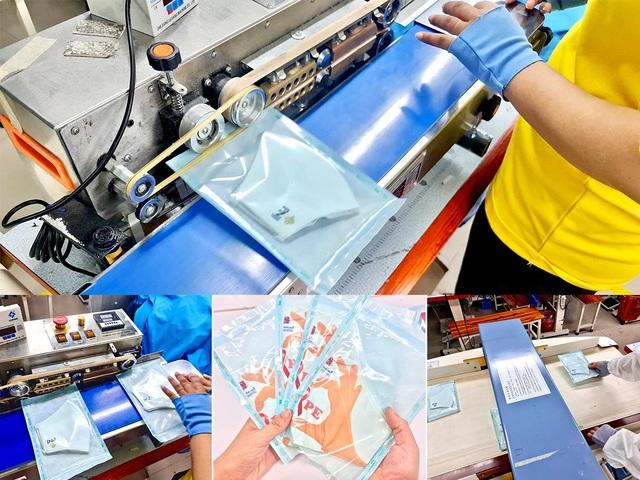 """""""Đồng phục khẩu trang vải"""" tuân thủ các tiêu chuẩn FDA-Mỹ, CE-Châu Âu được doanh nghiệp Việt tin dùng cho nhân viên - Ảnh 4."""