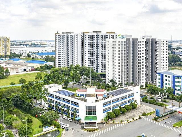Bình Dương: Giá căn hộ ngang ngửa Hà Nội, đất nền lập kỉ lục trong quý I/2021 - Ảnh 1.