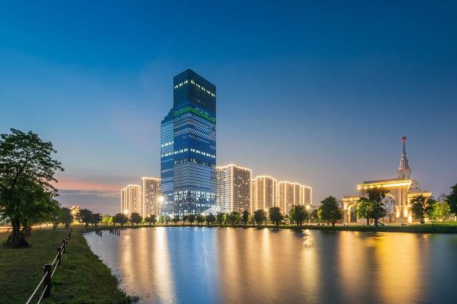 Đâu là tâm điểm của bất động sản phía Đông Hà Nội? - Ảnh 1.