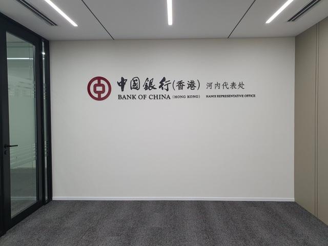 Văn phòng đại diện Bank of China (Hong Kong) Limited tại Hà Nội chính thức khai trương - Ảnh 2.