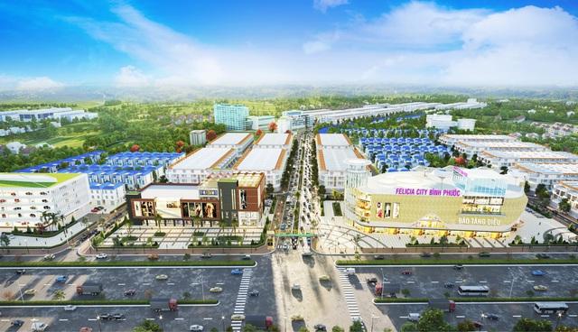 Pháp lý minh bạch tạo niềm tin khách hàng tại Đại đô thị hàng đầu Bình Phước - Ảnh 1.