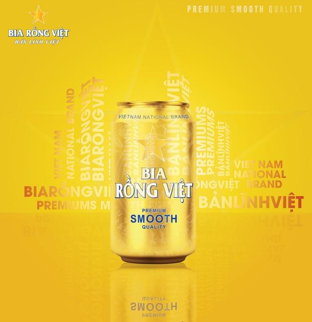 Công ty Bia Hạ Long ra mắt Bia Rồng Việt - Ảnh 1.