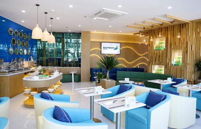 Bamboo Airways chính thức khai trương Phòng chờ Thương gia tại Quy Nhơn - Ảnh 2.