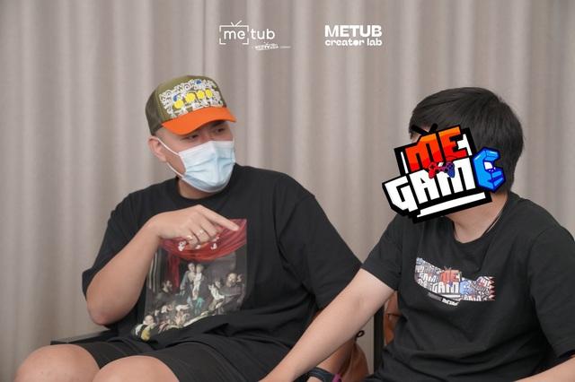 METUB Creator Lab: Summer Talk 2021: meGAME nhắc lại khoảnh khắc hụt hẫng khi không có khán giả - Ảnh 3.