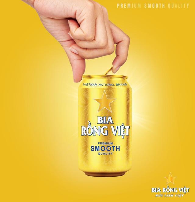 Công ty Bia Hạ Long ra mắt Bia Rồng Việt - Ảnh 2.