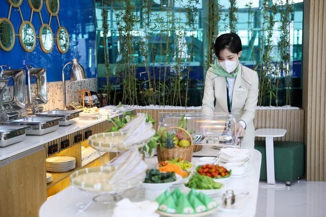 Bamboo Airways chính thức khai trương Phòng chờ Thương gia tại Quy Nhơn - Ảnh 3.