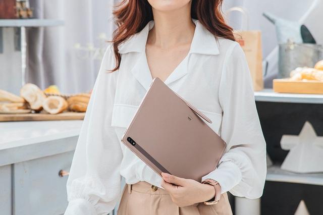 Làm việc tại nhà hiệu quả cùng Galaxy Tab S7+ - Ảnh 4.