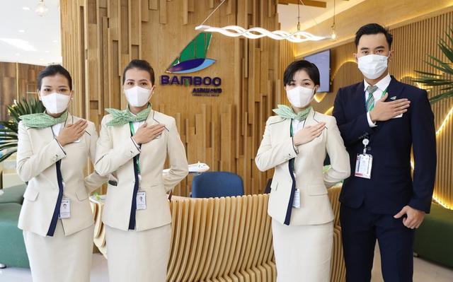 Bamboo Airways chính thức khai trương Phòng chờ Thương gia tại Quy Nhơn - Ảnh 5.