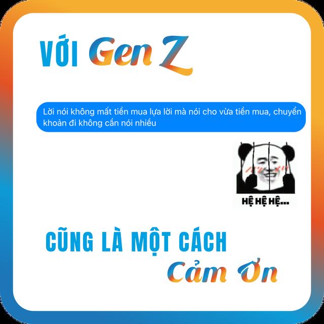 101 cách nói cảm ơn theo style Gen Z mà có thể bạn không nhận ra - ảnh 4