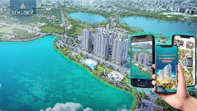 Đất Xanh Miền Nam triển khai thành công giải pháp kinh doanh trực tuyến - Ảnh 1.