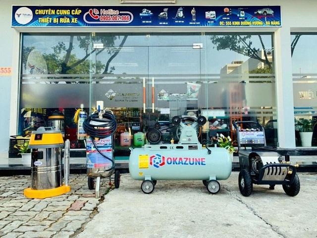 Kinh nghiệm mở tiệm rửa xe ô tô nhanh thu hồi vốn bạn nên biết - Ảnh 1.