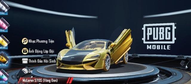 Trải nghiệm siêu xe McLaren, game thủ PUBG Mobile không ngờ tới điều này - Ảnh 2.