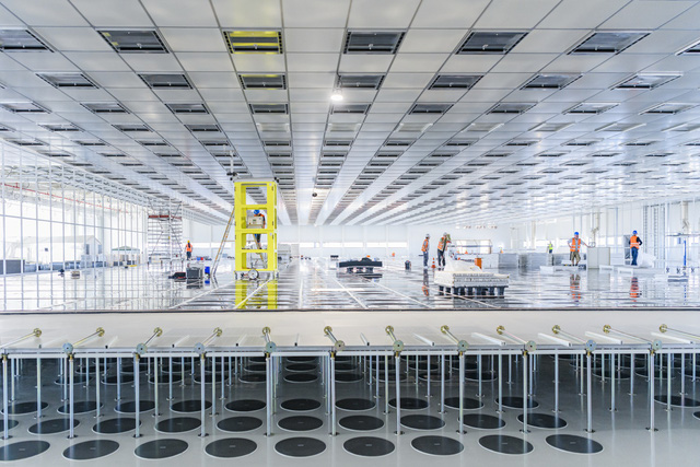 Bosch khánh thành nhà máy chế tạo IC (Wafer fab) hiện đại hàng đầu thế giới - Ảnh 1.