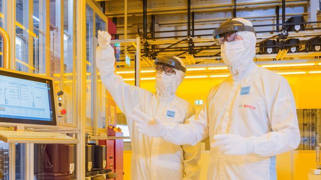 Bosch khánh thành nhà máy chế tạo IC (Wafer fab) hiện đại hàng đầu thế giới - Ảnh 3.