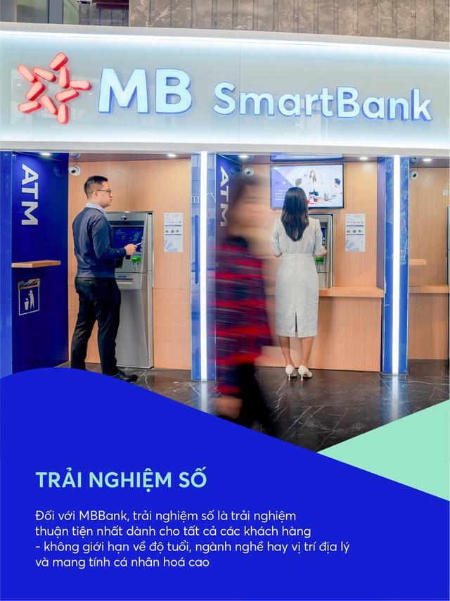 Xu hướng chuyển đổi ngân hàng số - trải nghiệm số