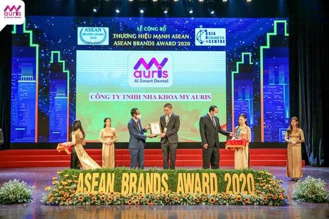 My Auris - Thương hiệu nha khoa đạt top 10 thương hiệu mạnh ASEAN 2020 - Ảnh 1.
