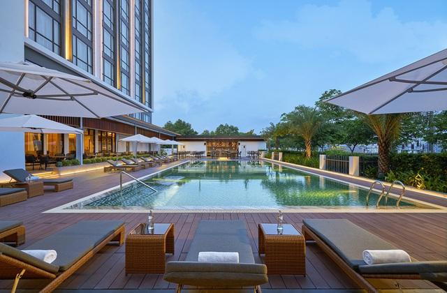 Fairfield by Marriott kỷ niệm ra mắt thương hiệu tại Việt Nam - Ảnh 1.