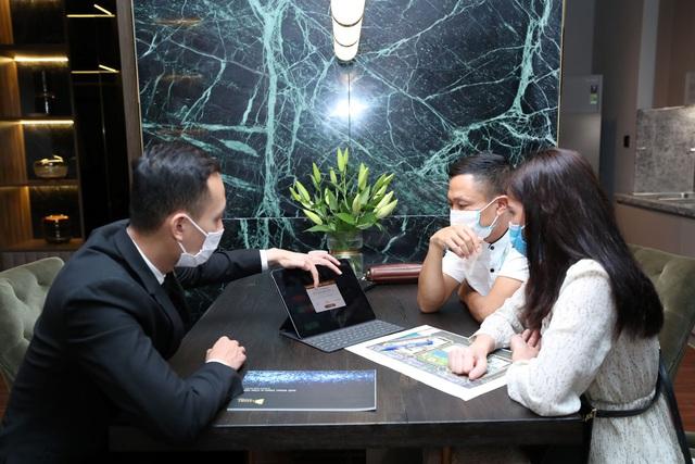 Chuỗi sự kiện của Masterise Homes tại Hà Nội ghi dấu với những trải nghiệm đẳng cấp - Ảnh 1.