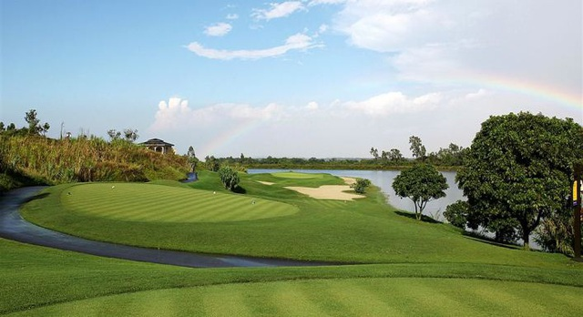 Sky Lake - Soi từng tiêu chí của sân Golf chuẩn 5 sao quốc tế dành riêng cho giới tinh hoa - Ảnh 2.