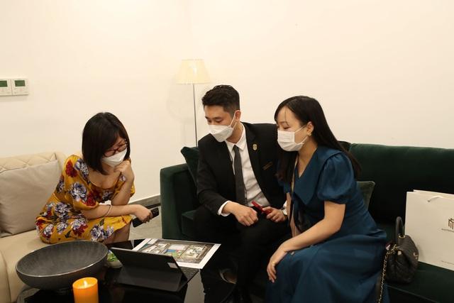 Chuỗi sự kiện của Masterise Homes tại Hà Nội ghi dấu với những trải nghiệm đẳng cấp - Ảnh 2.