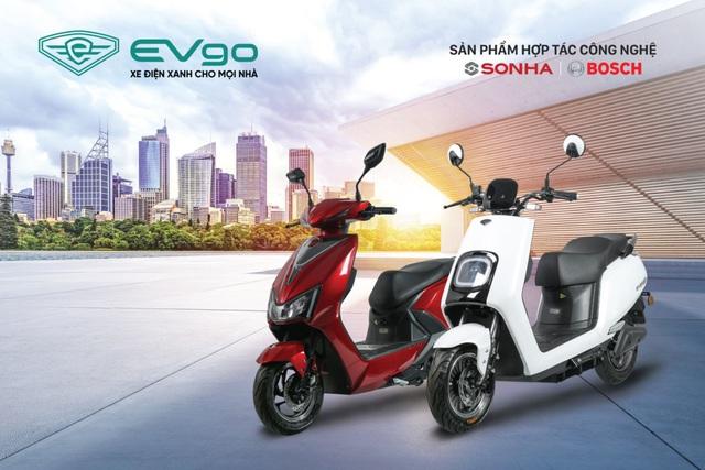 Khai trương EVgo Center: Sơn Hà chung tay phát triển xe máy điện tại Việt Nam - Ảnh 3.
