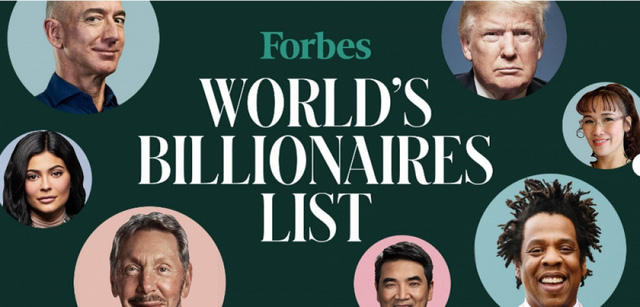 Nữ doanh nhân trở thành tỷ phú số 1111 thế giới trên bảng xếp hạng Forbes - Ảnh 1.