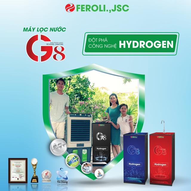 Giải mã máy lọc nước RO Feroli G8 Hydrogen đang được người tiêu dùng săn lùng - Ảnh 3.