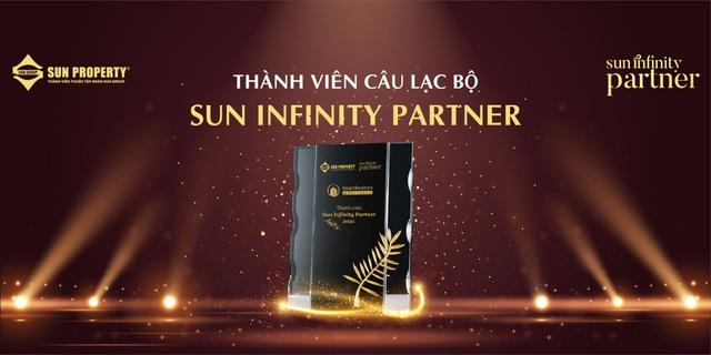 SmartRealtors là đại lý xuất sắc nhất 6 tháng đầu năm 2021 của Sun Group và chính thức gia nhập CLB SIP - Ảnh 1.