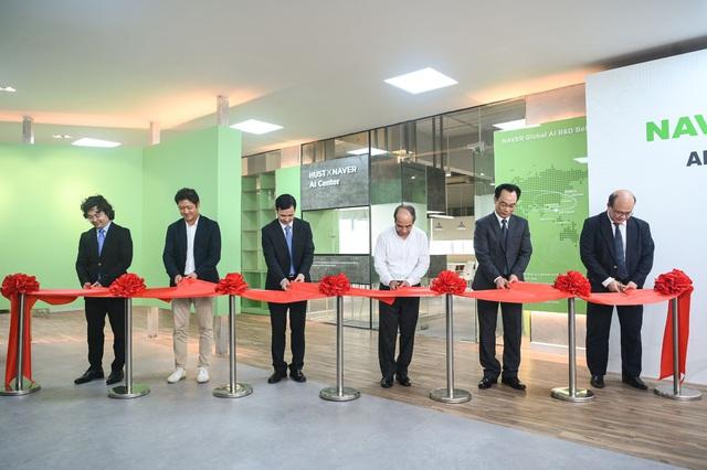 Sau 2 phòng nghiên cứu, Naver chính thức mở trung tâm công nghệ đầu não tại Việt Nam - Ảnh 1.