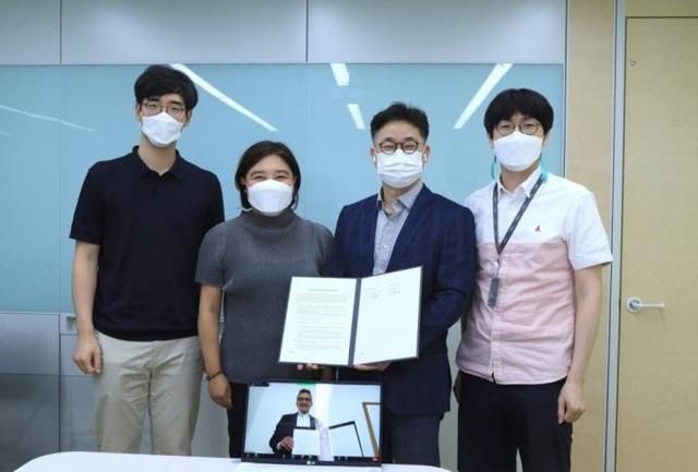 Sau 2 phòng nghiên cứu, Naver chính thức mở trung tâm công nghệ đầu não tại Việt Nam - Ảnh 2.