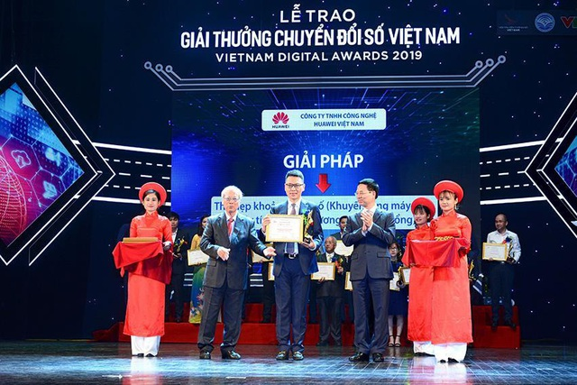 Huawei và nỗ lực cống hiến cho sự phát triển công nghệ thông tin của nhân loại - Ảnh 2.