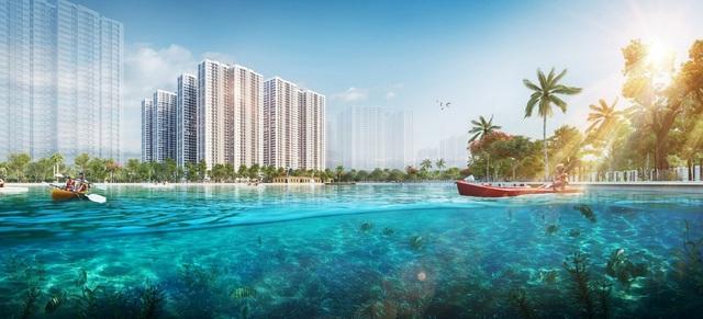 Dự án Imperia Smart City đang được khách hàng quan tâm với chính sách lãi suất 0%