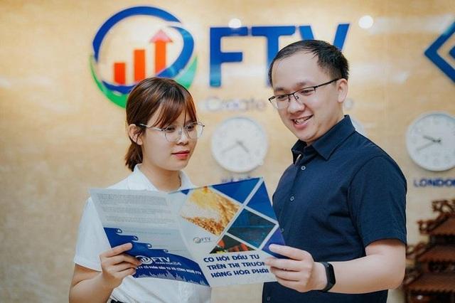 Công ty FTV: Cùng bạn kiến tạo tương lai - Ảnh 1.