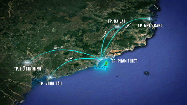"""Hệ sinh thái """"kiềng 3 chân"""" vững chắc của thiên đường du lịch nghỉ dưỡng Phan Thiết - Ảnh 1."""