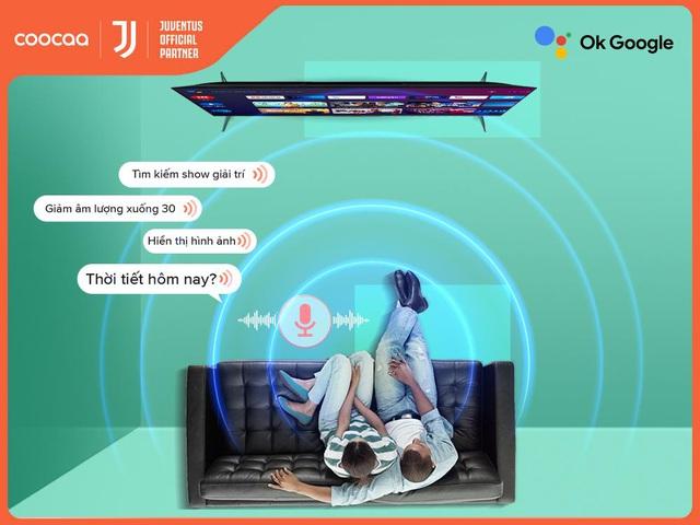TV coocaa đồng hành cùng CLB Juventus mang đến ưu đãi trong mùa hè - Ảnh 1.