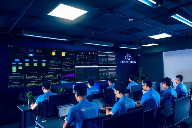 CMC Telecom cùng Bộ TT&TT hỗ trợ DN Việt trong hành trình Chuyển đổi số - Ảnh 2.