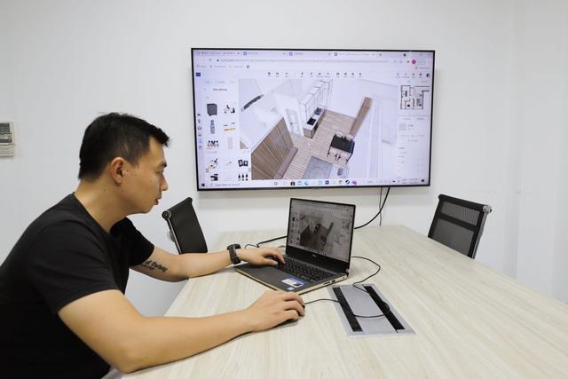 Ra mắt nền tảng hoàn thiện nội thất toàn diện Flexhome - Ảnh 3.