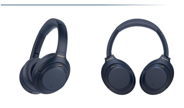Sony giới thiệu tai nghe chống ồn đỉnh cao WH-1000XM4 phiên bản Xanh bóng đêm hoàn toàn mới - Ảnh 2.