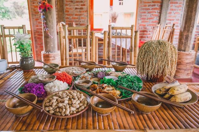 Đặc sản ẩm thực vùng Tây Bắc tại Đà Bắc