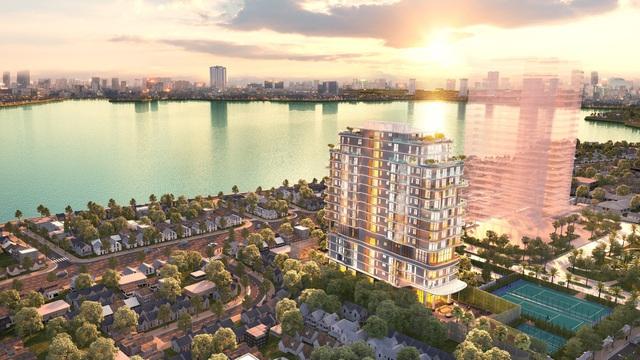 """Nối tiếp thành công, Five Star West Lake được vinh danh tại """"Dự án đáng sống 2021"""" - Ảnh 1."""