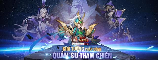 Tân OMG3Q VNG xuất hiện thêm 4 Kim Tướng mới khiến cộng đồng dậy sóng - Ảnh 1.