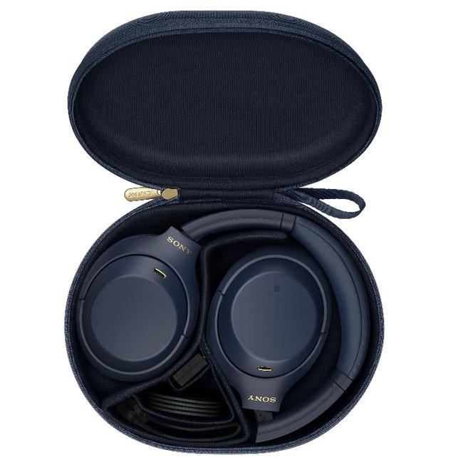 Sony giới thiệu tai nghe chống ồn đỉnh cao WH-1000XM4 phiên bản Xanh bóng đêm hoàn toàn mới - Ảnh 3.