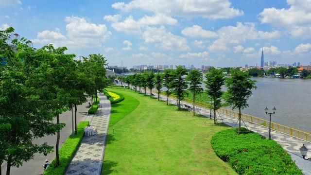 Van Phuc City nhận giải thưởng Dự án đáng sống 2021 - Ảnh 4.